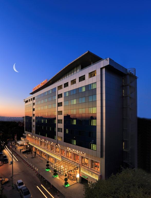 هتل Latanya Hotel Ankara