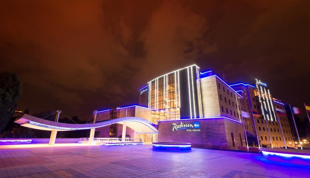 هتل Radisson Blu Yerevan