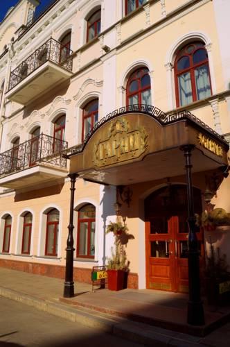 هتل Garni minsk