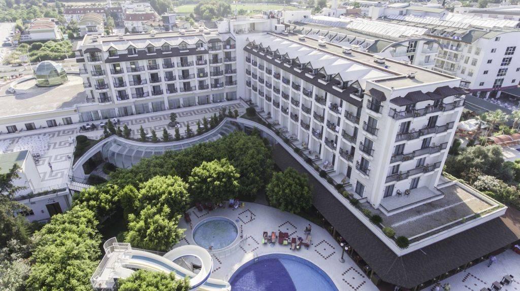 هتل Palmet Beach Resort Kemer