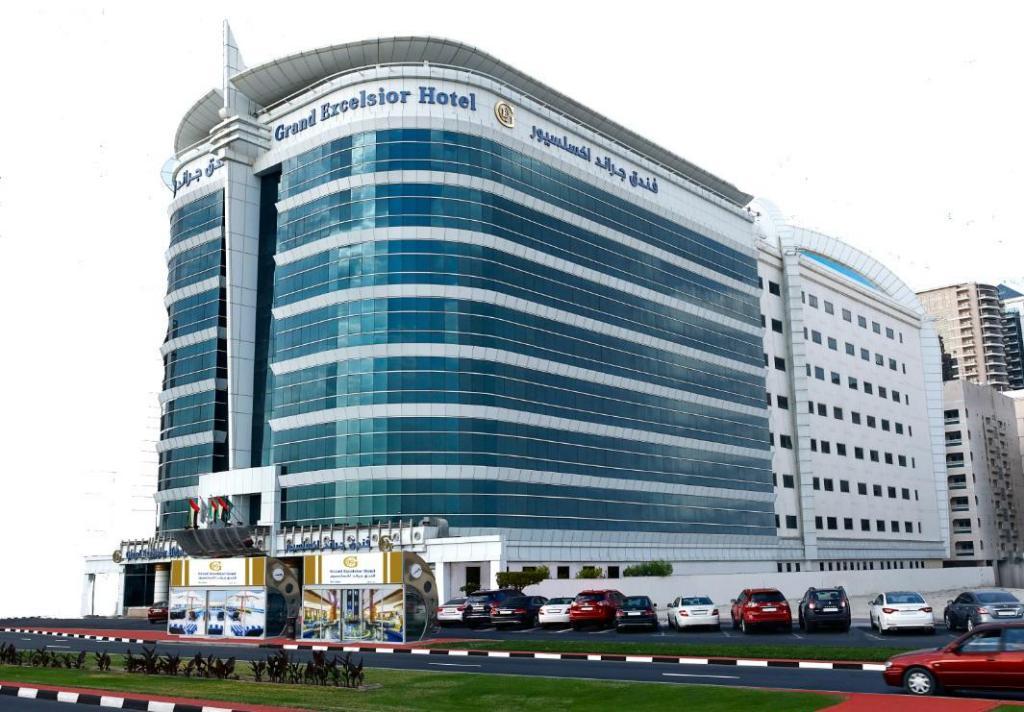 هتل Grand Excelsior Dubai