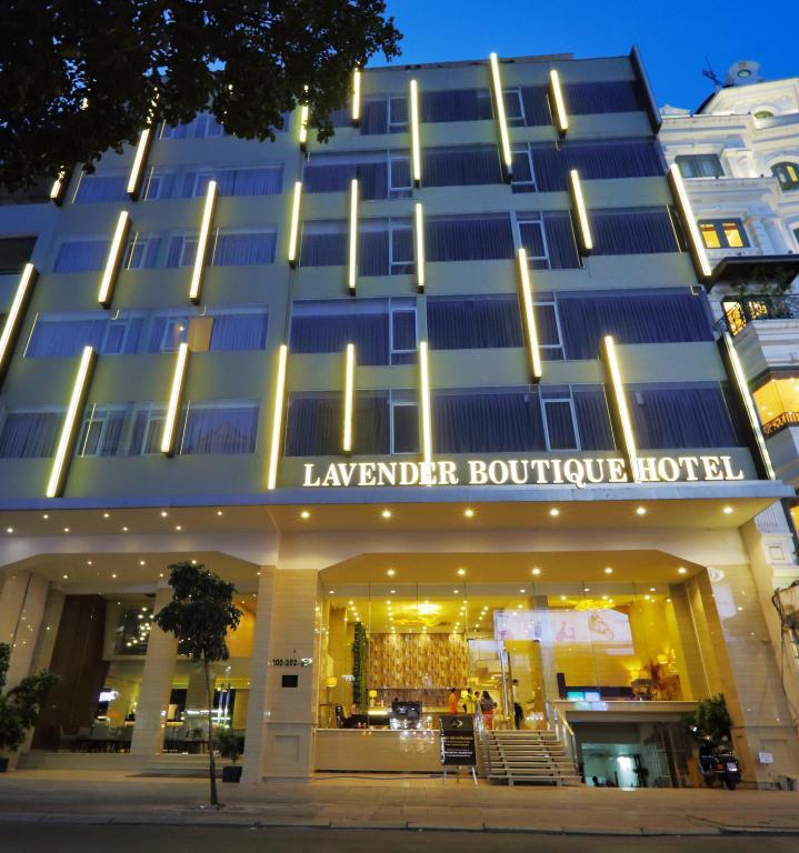 هتل Lavender