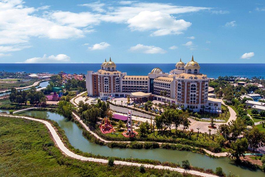 هتل Delphin BE Grand Resort