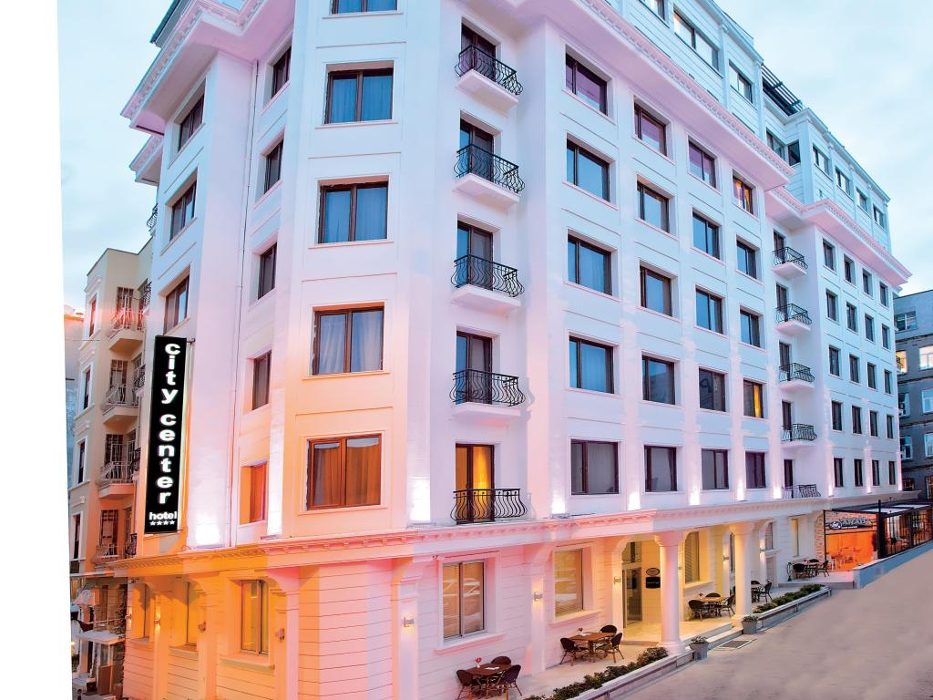 هتل city center taksim