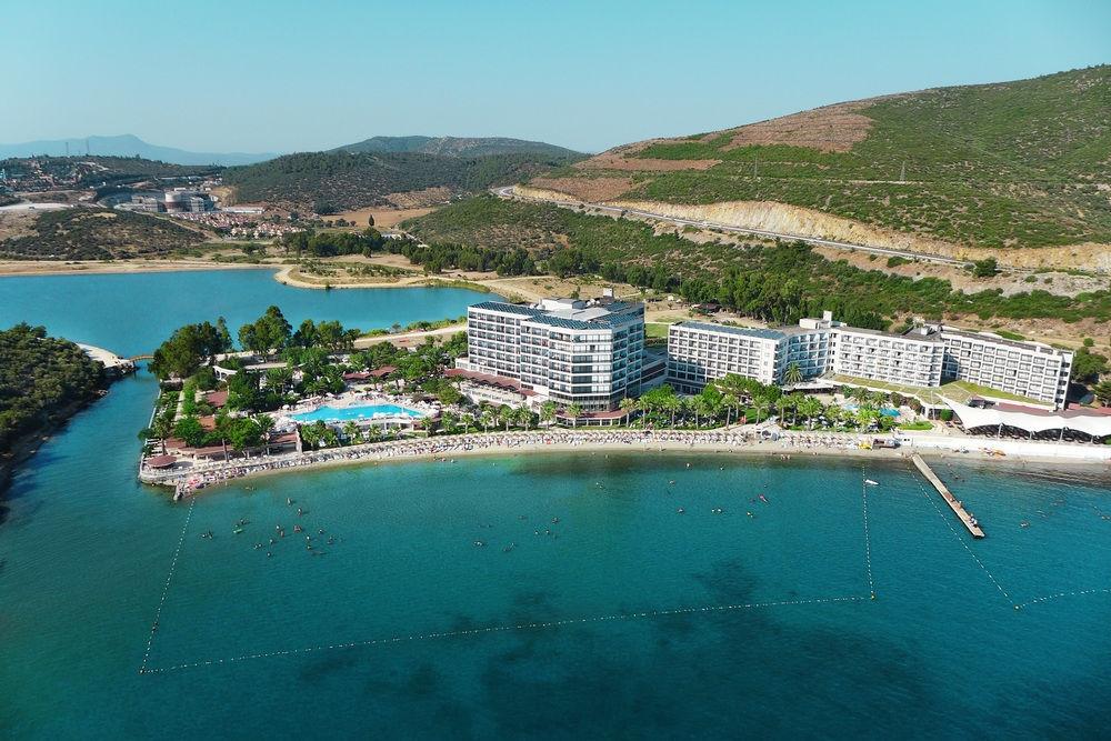 هتل TUSAN BEACH