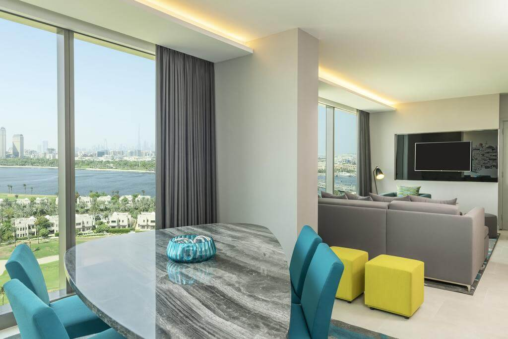 هتل Aloft City Centre Deira