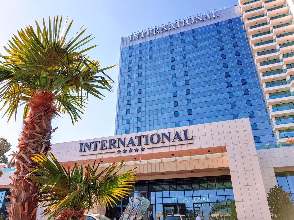 هتل hotel international varna