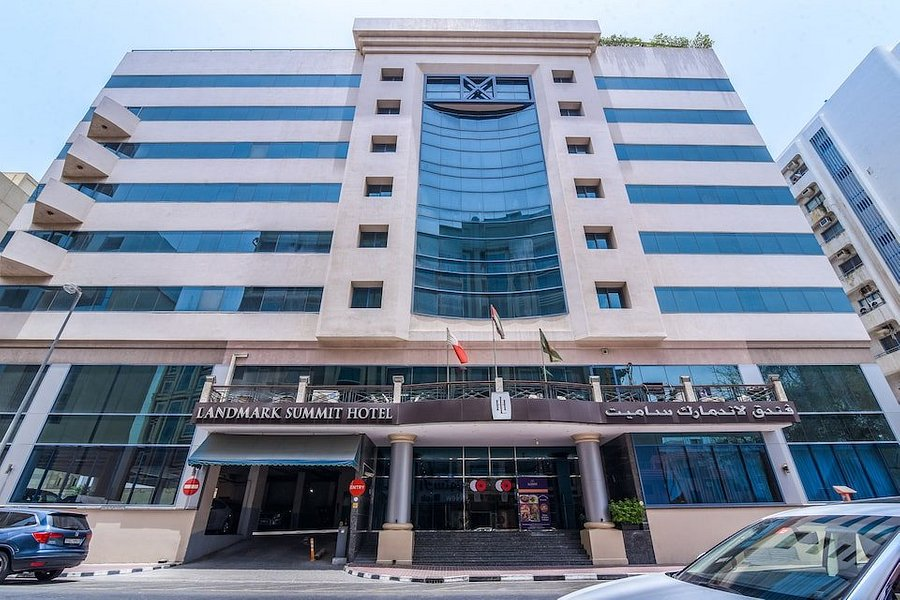هتل landmark summit