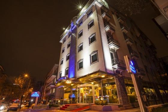 هتل Ankara Royal