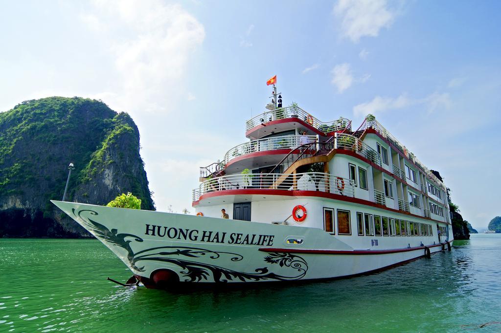 هتل houng hai Hotel Vietnam