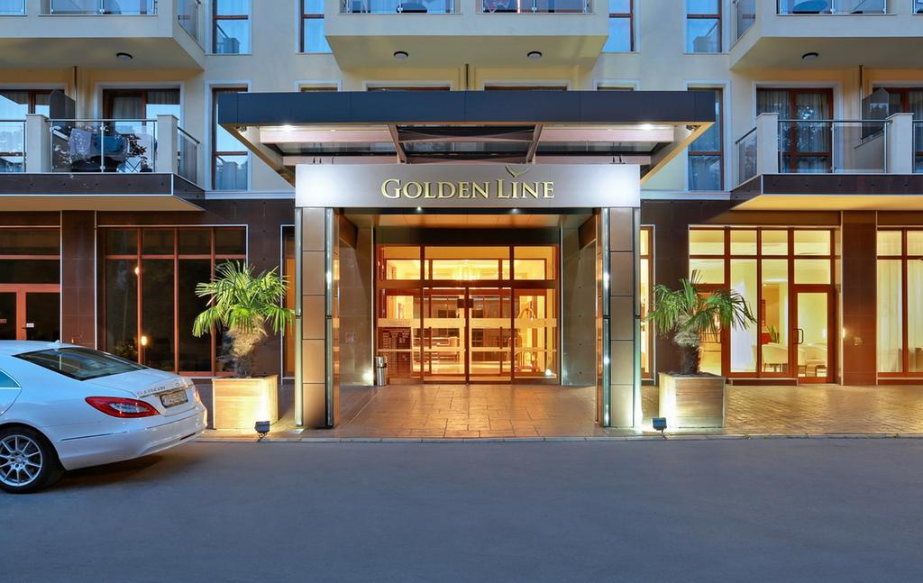 هتل hotel golden line varna