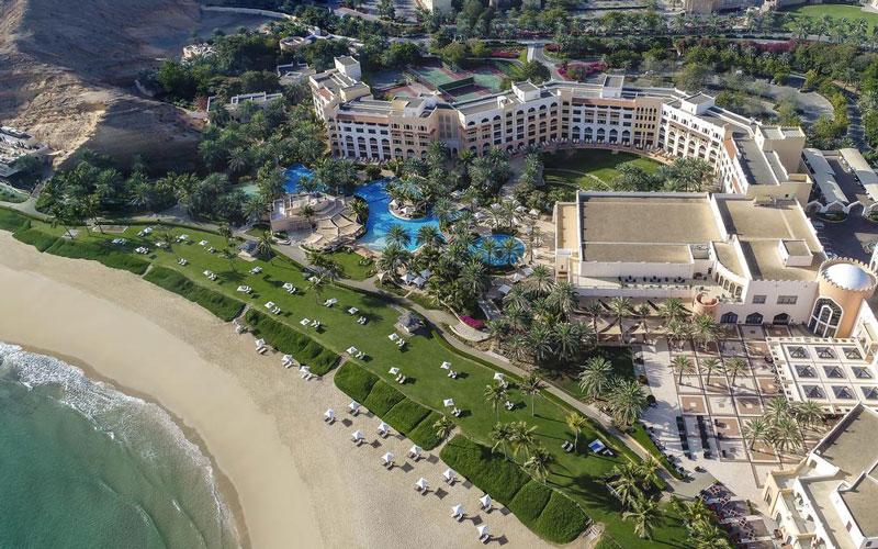 هتل shangri hotel oman