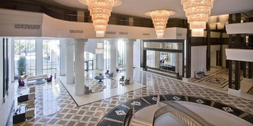 هتل amara premier palace