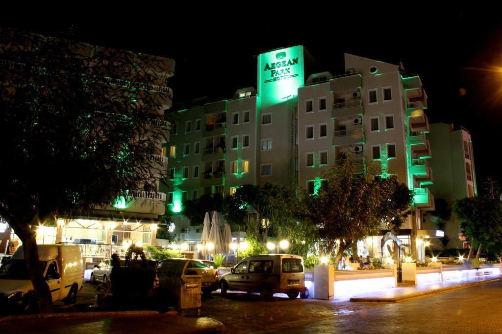 هتل aegean park hotel