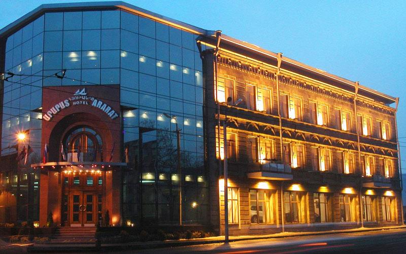 هتل Royal Plaza Yerevan