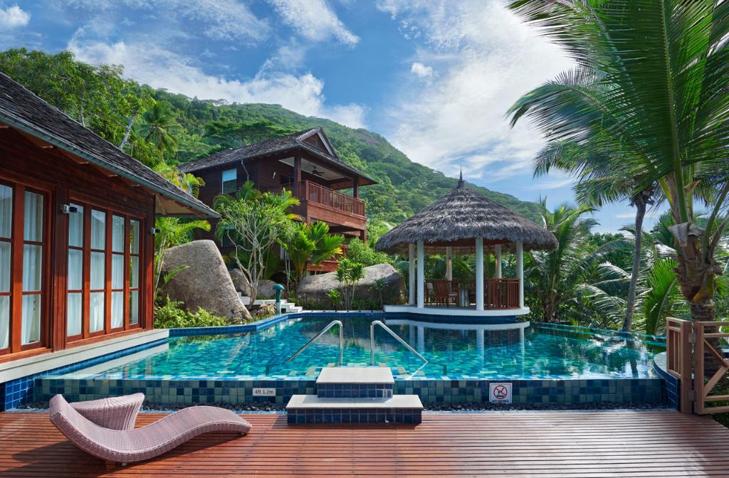 هتل Hilton Seychelles Labriz