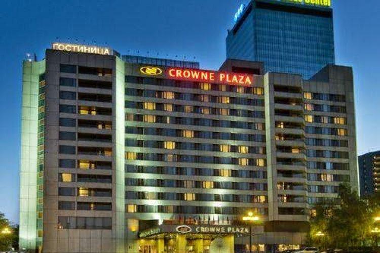 هتل crowne plaza sheikhzadeh