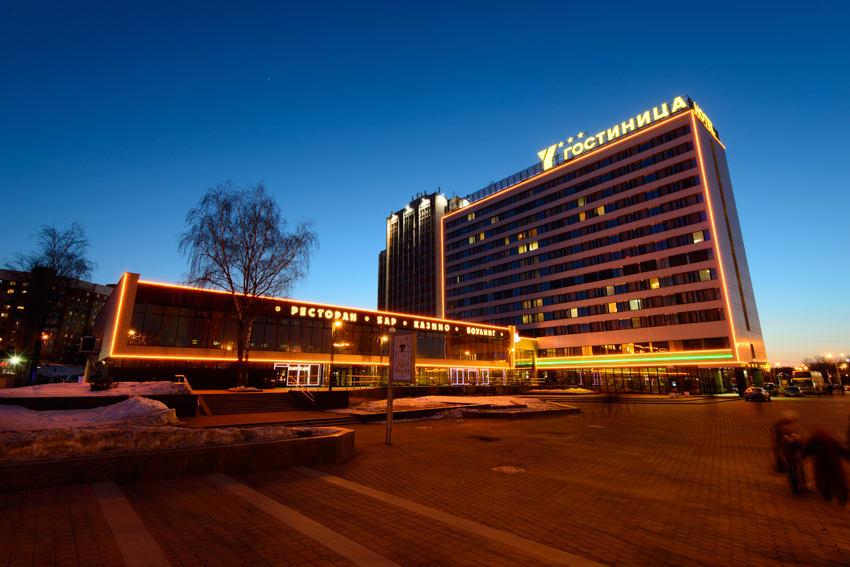 هتل Yubileiny minsk