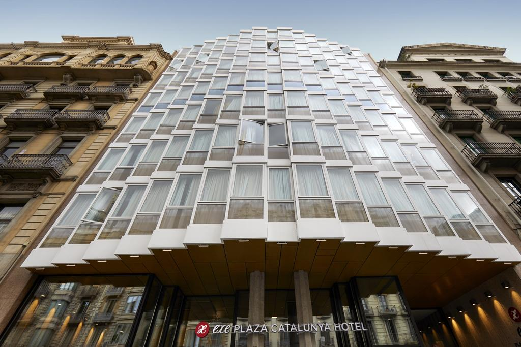 هتل Exe Plaza Catalunya