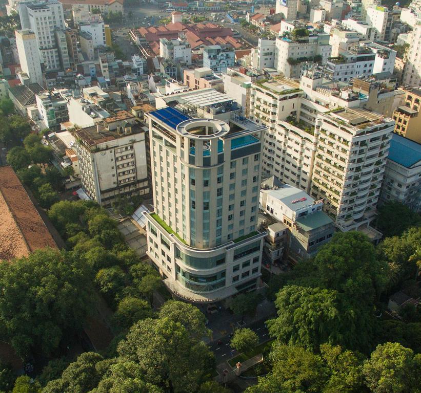 هتل central palace Hotel Vietnam