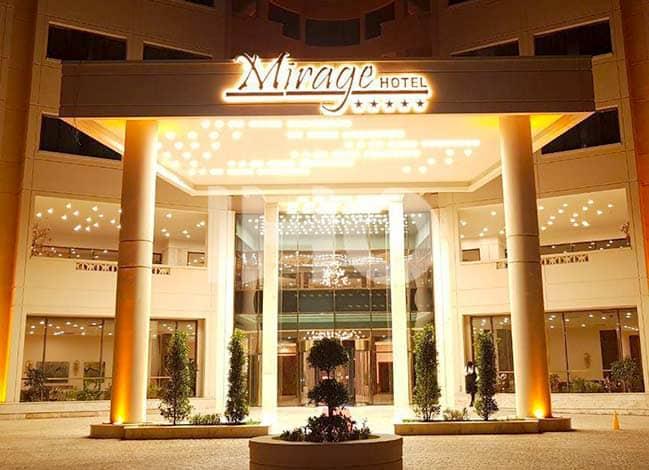 هتل Mirage Hotel