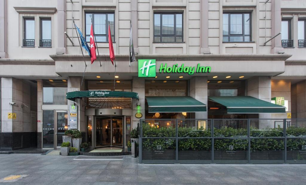 هتل Holiday Inn Sisli