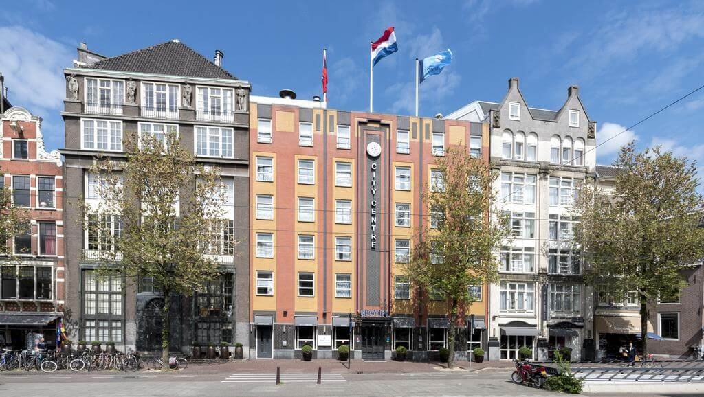 هتل WestCord City Centre Hotel Amsterdam