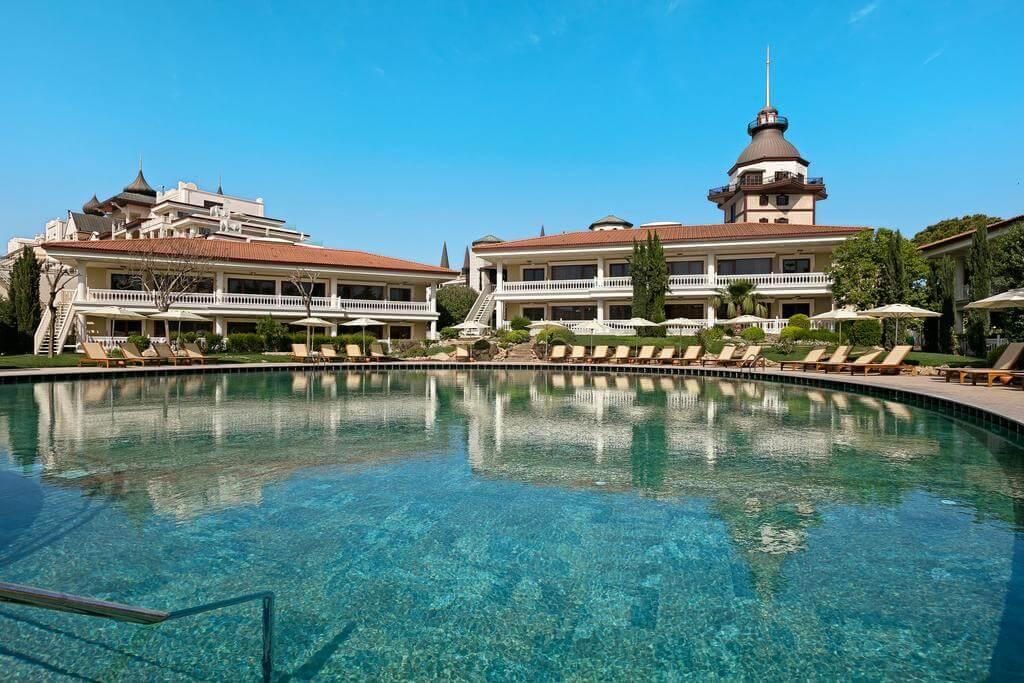 هتل titanic mardan palace