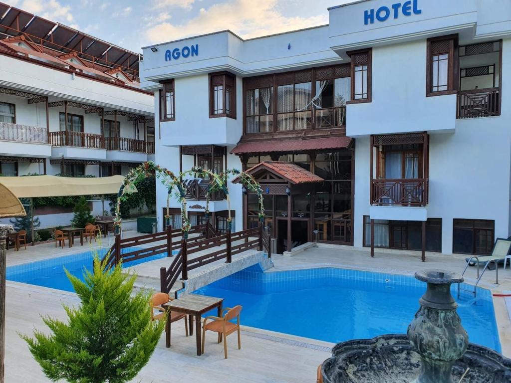 هتل AGON