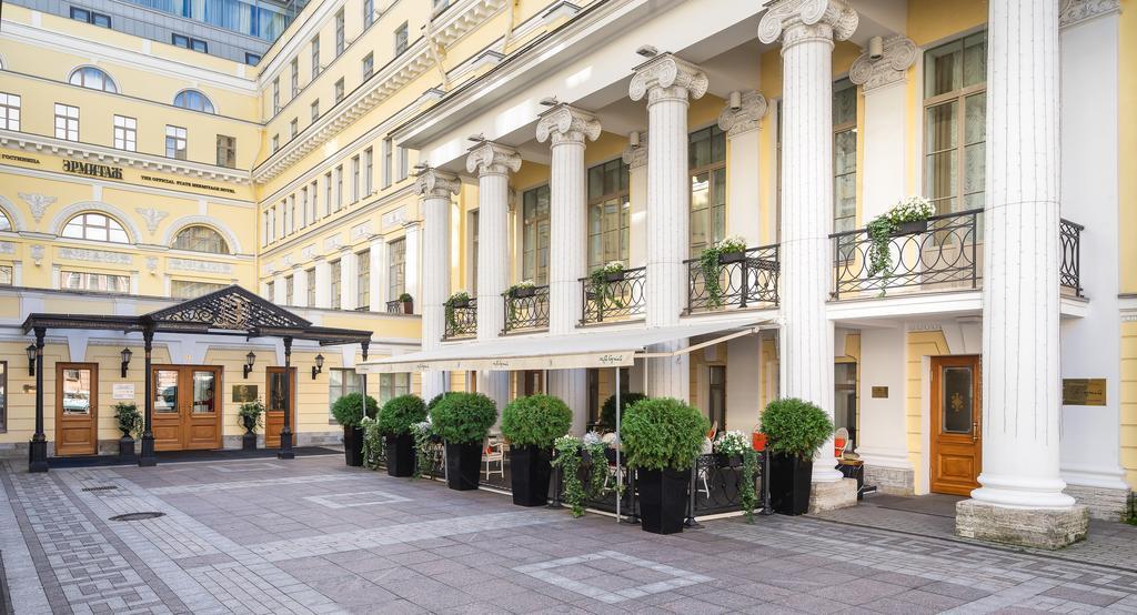 هتل State Hermitage Museum hotel