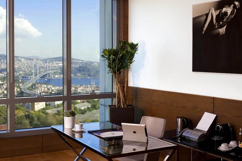 هتل point barbaros istanbul