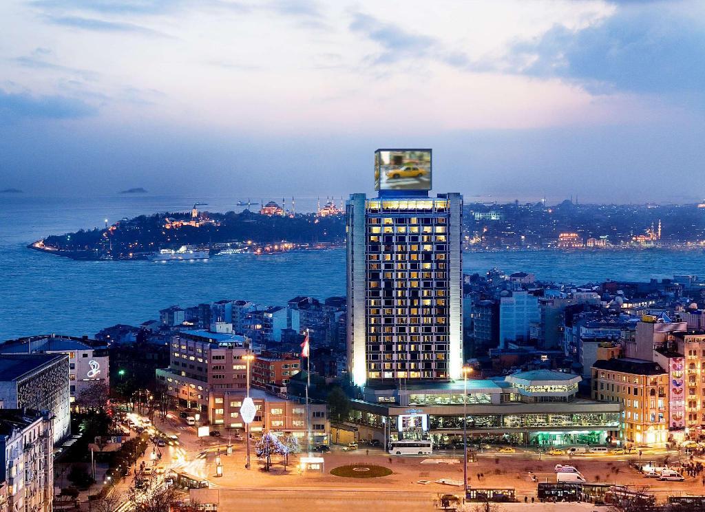 هتل The Marmara Taksim