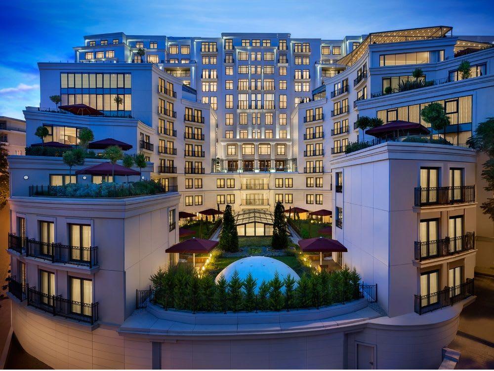 هتل CVK Park Bosphorus