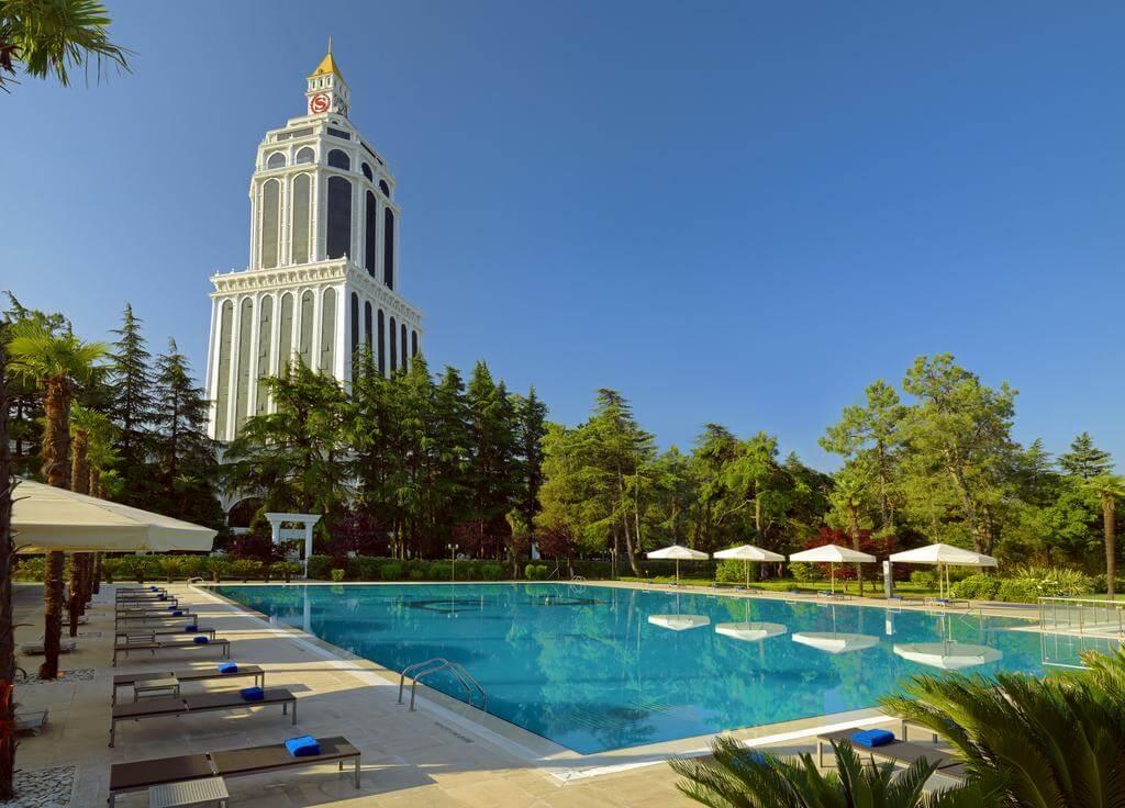 هتل sheraton batumi