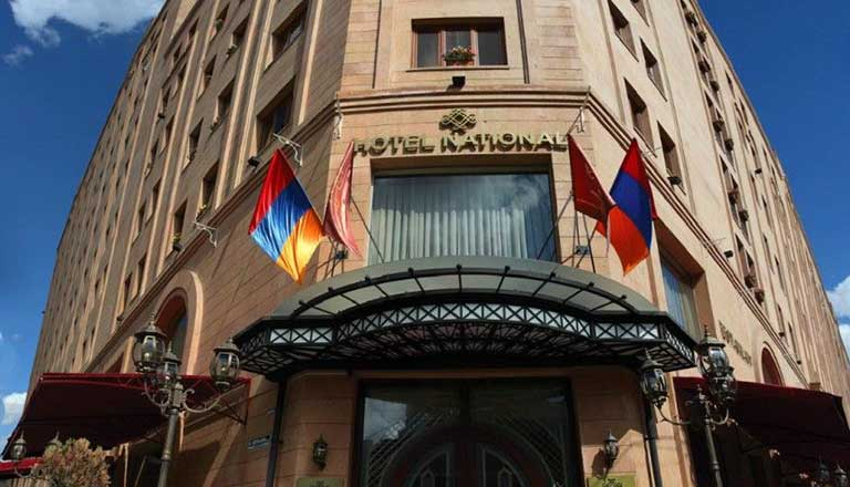 هتل National Yerevan