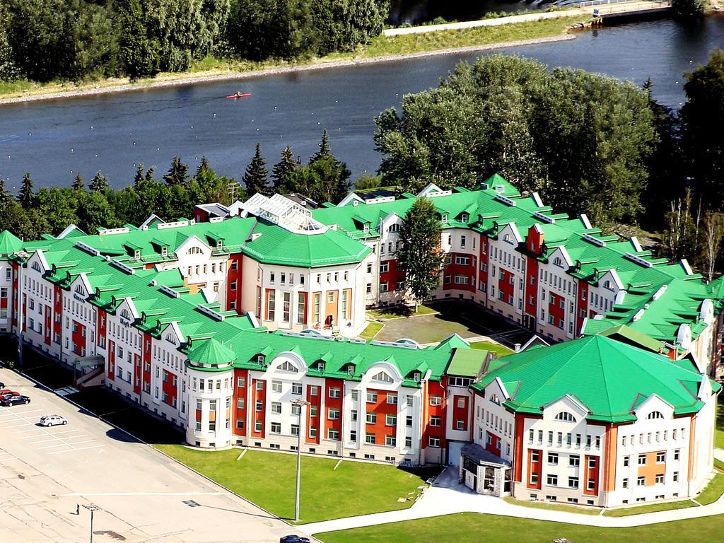 هتل park krestovsky hotel
