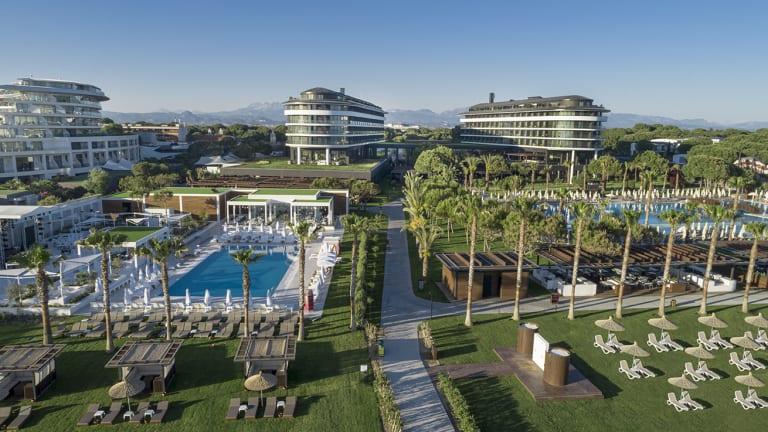 هتل voyage belek
