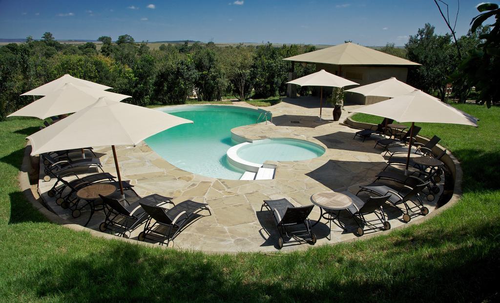 هتل ashnil mara luxury camp