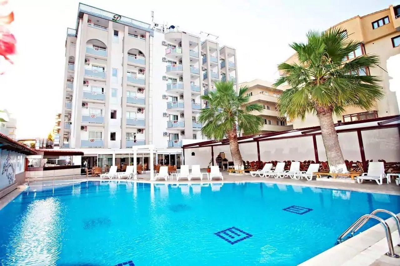 هتل DABAKLAR HOTEL