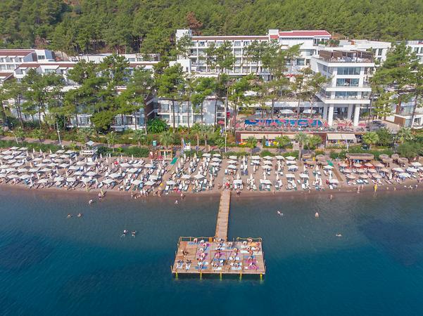 هتل ORKA LOTUS BEACH