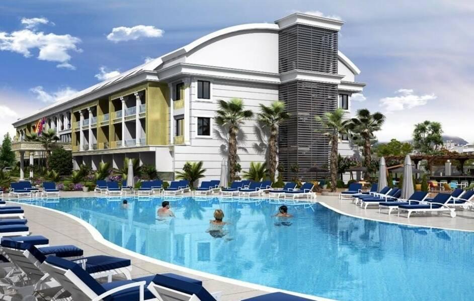 هتل sports hotel belek