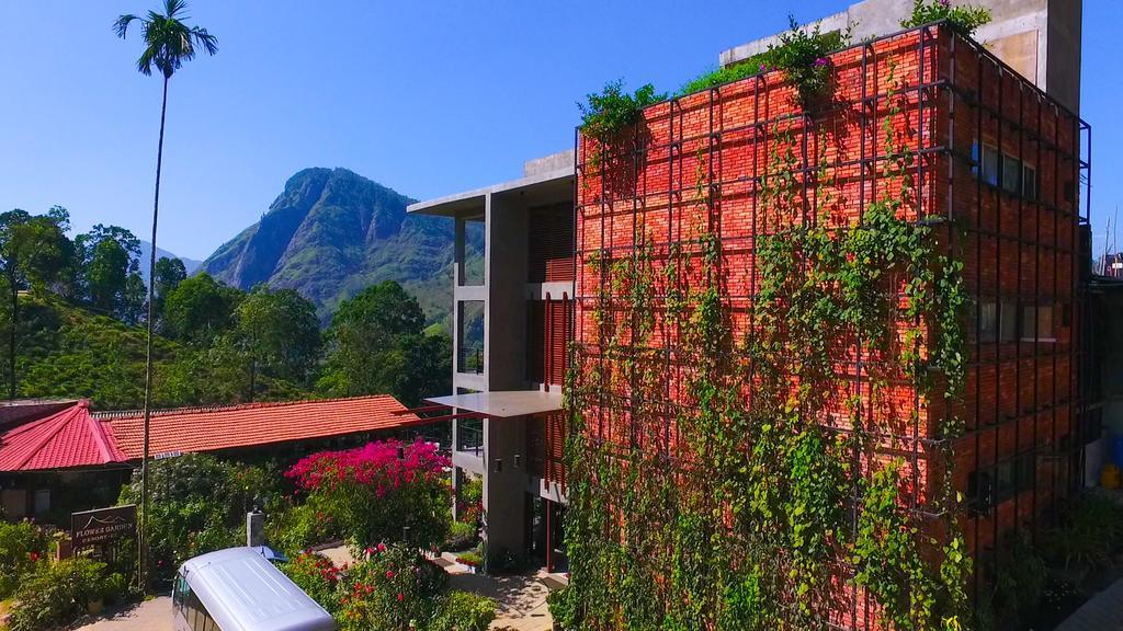 هتل flower garden resort