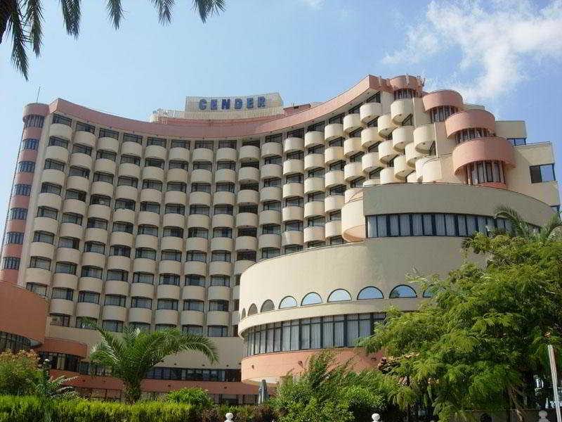 هتل CENDER