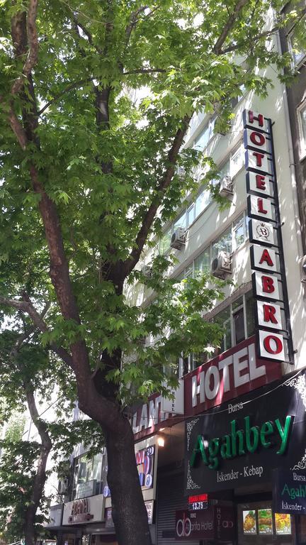 هتل Hotel Abro Necatibey