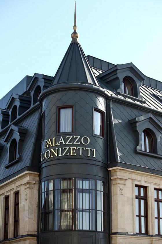 هتل Palazzo Donizetti