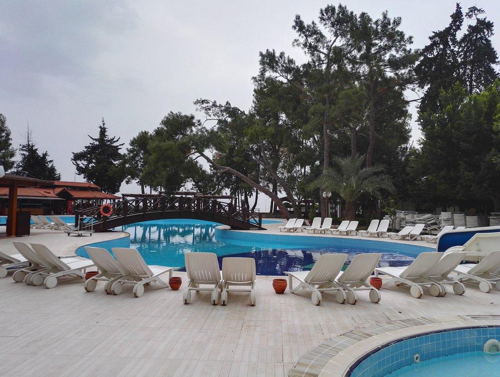 هتل palmet beach kemer