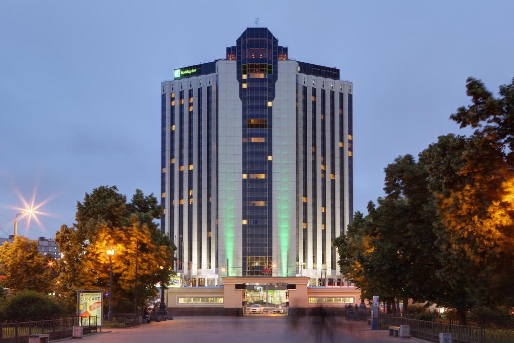 هتل holiday inn sokolniki