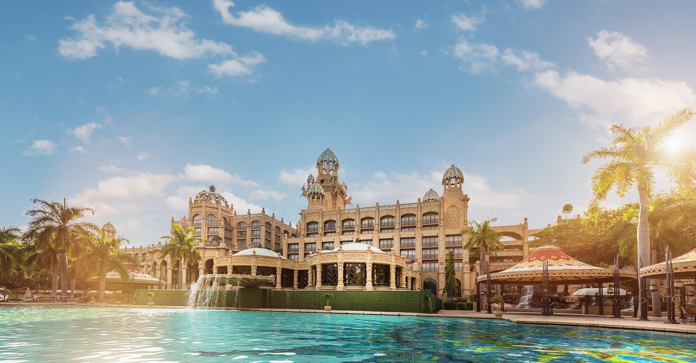 هتل The Palace of the Lost City