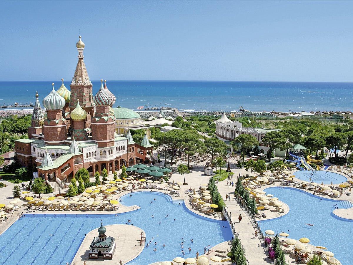 هتل asteria kremlin
