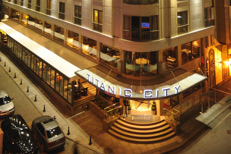 هتل Titanic City Istanbul